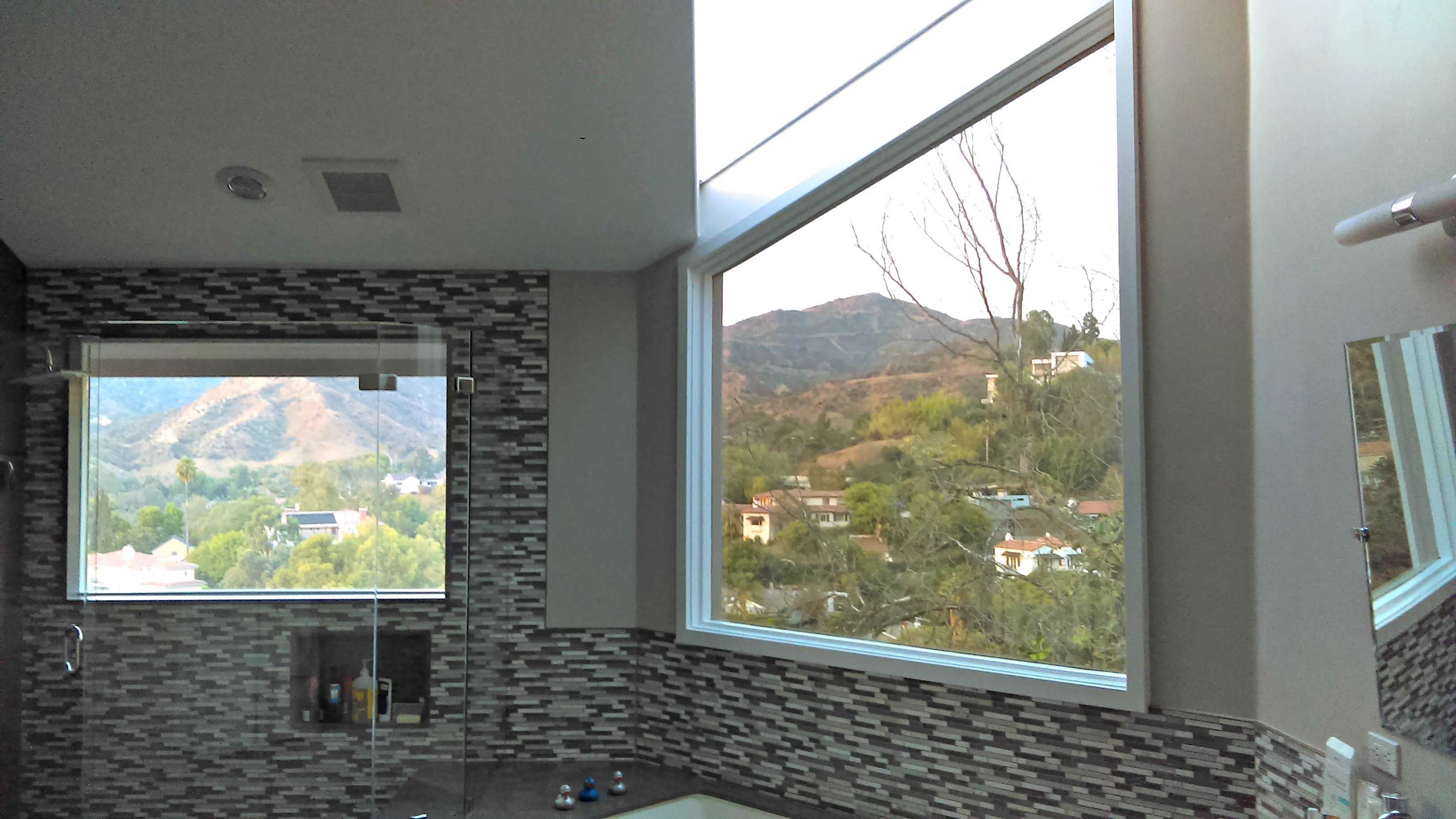 Best Window Film Applied In Los Angeles Home