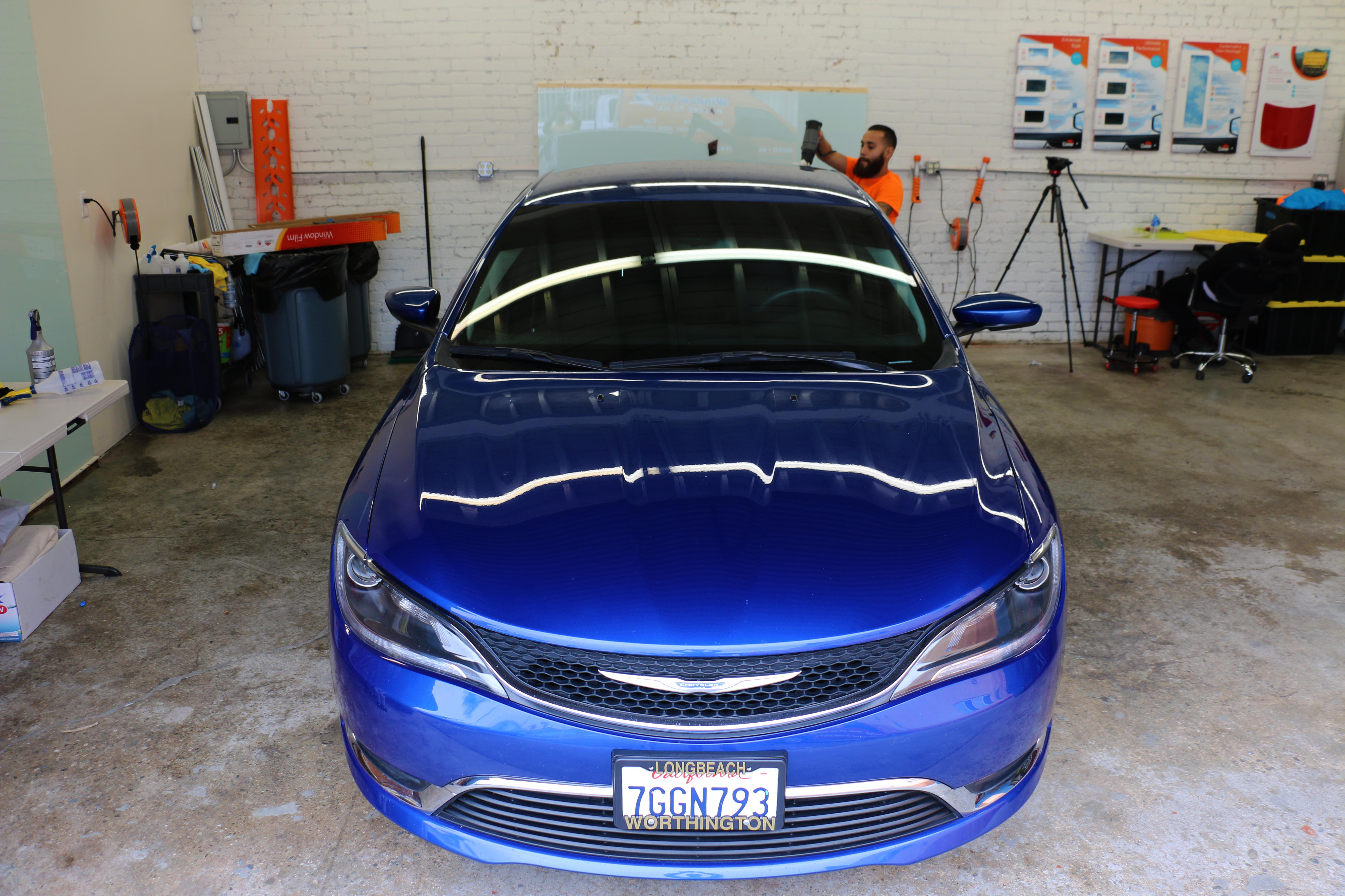 Chrysler Window Tinting Window Tint Z