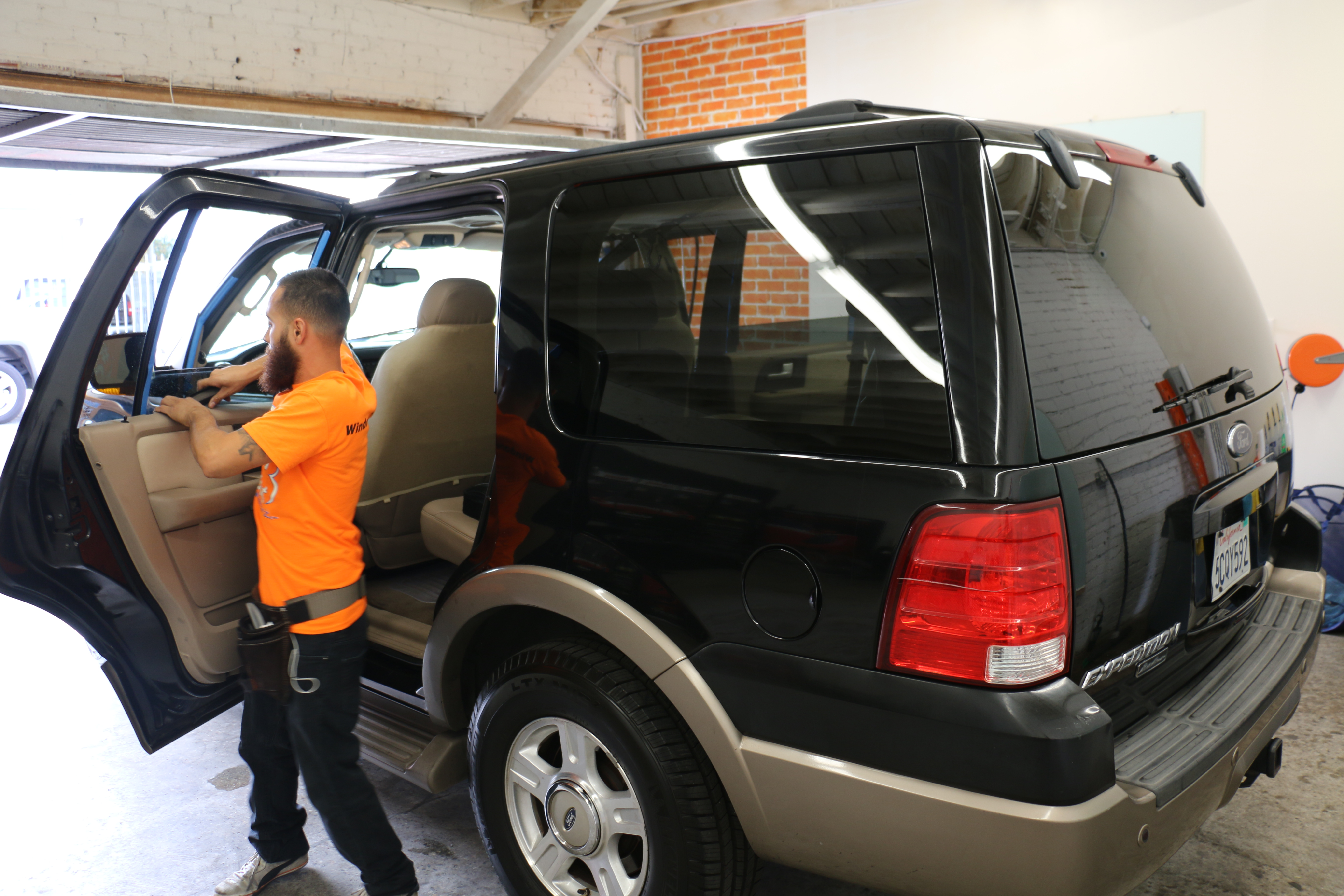Ford expedition window tint for 2 window tint