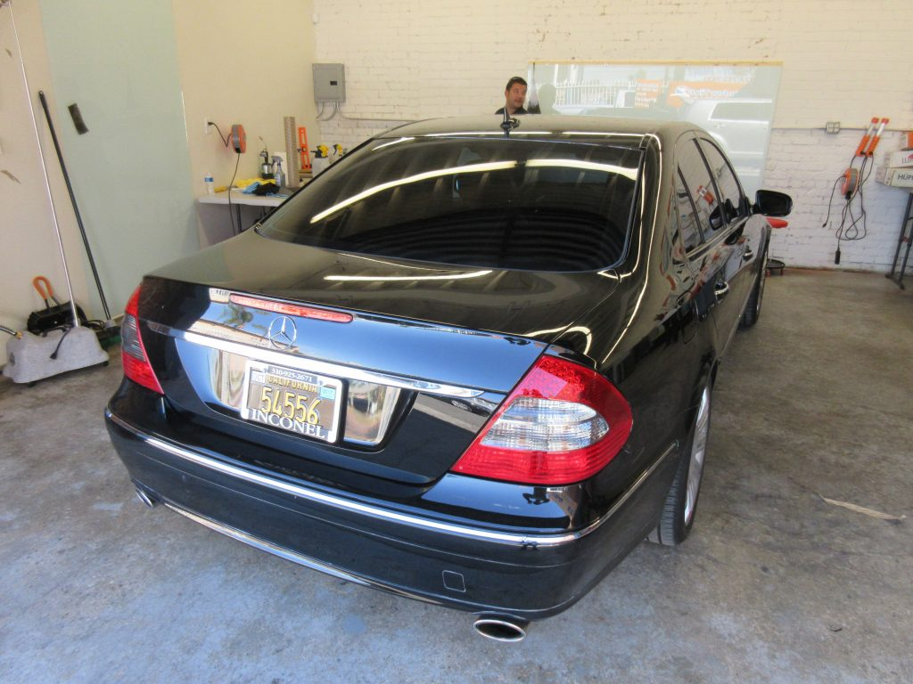 Window tint for mercedes benz e350 for 10 window tint