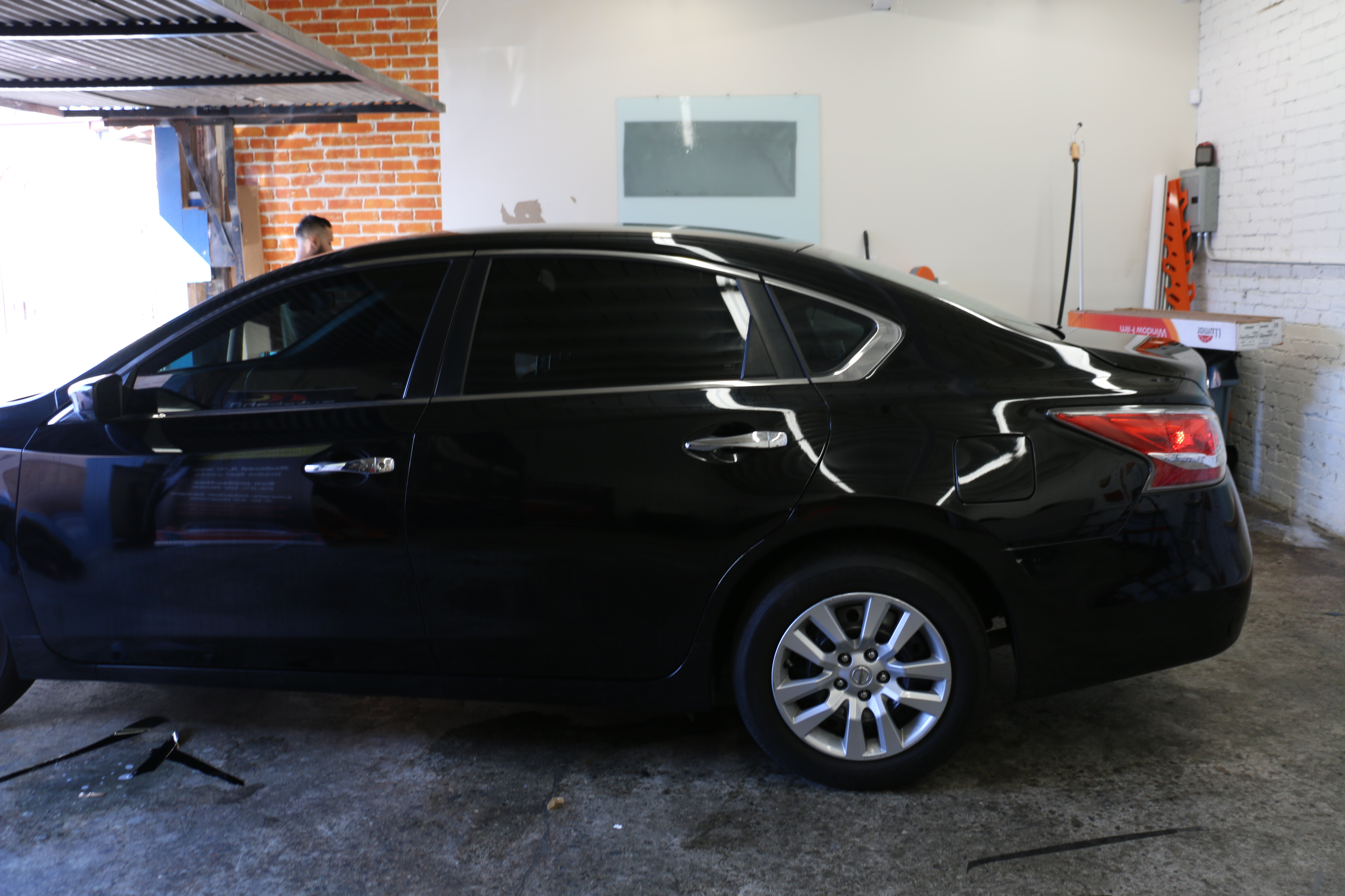 Nissan Altima Window Tint La Window Tint Z