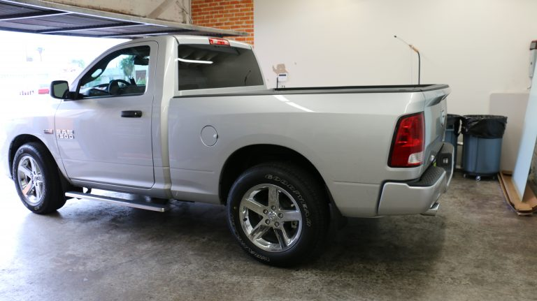 Ram 1500 Window Tint Los Angeles Window Tint Z