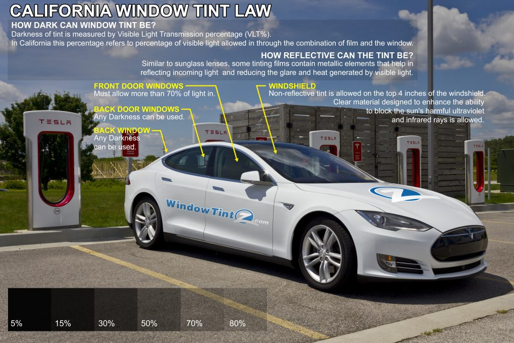 California Window Tint >> What Are California S Window Tinting Laws Window Tint Z
