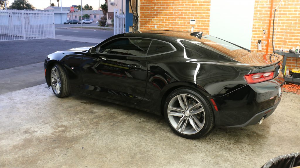 Window Tint For 2017 Chevrolet Camaro Window Tint Z