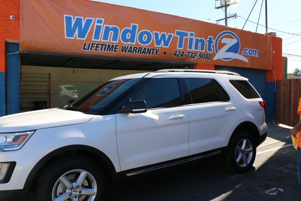 Window Tint For Ford Explorer Window Tint Z