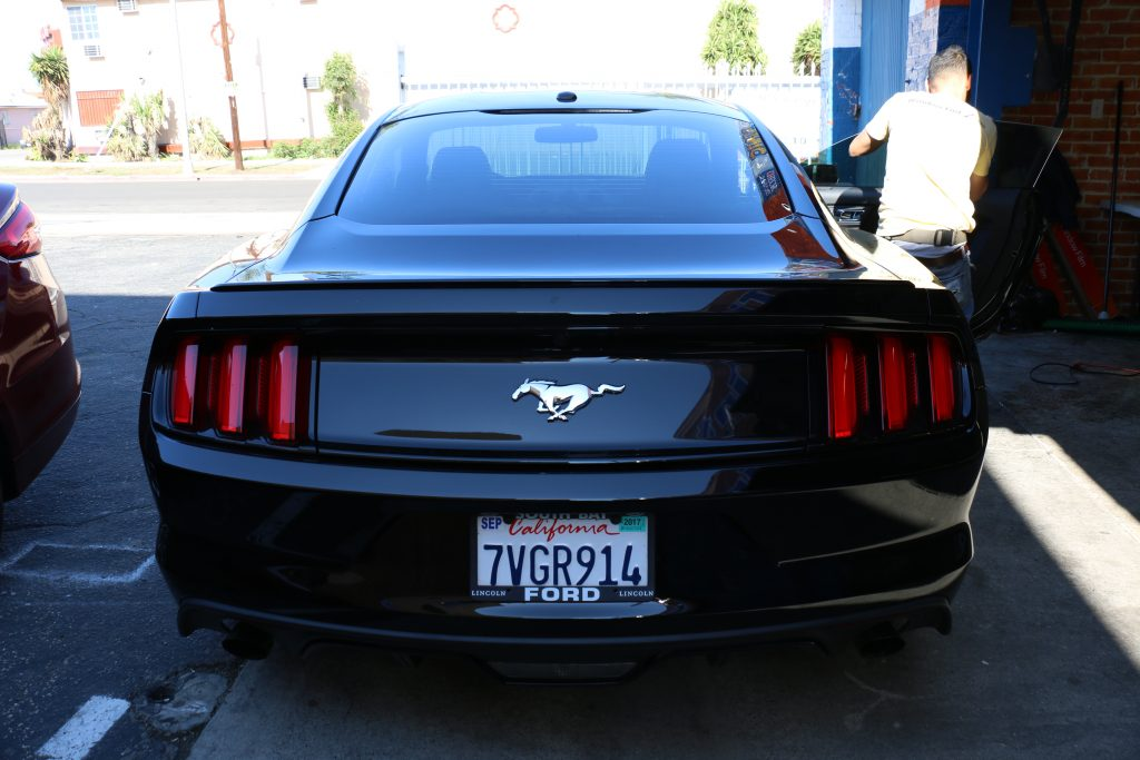 ford-mustang-window-tint-los-angeles