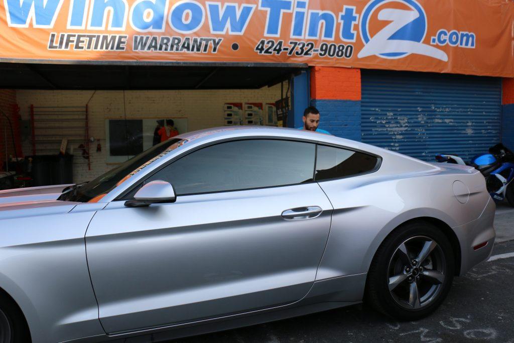 Window Tint For Ford Mustang 2016 Window Tint Z