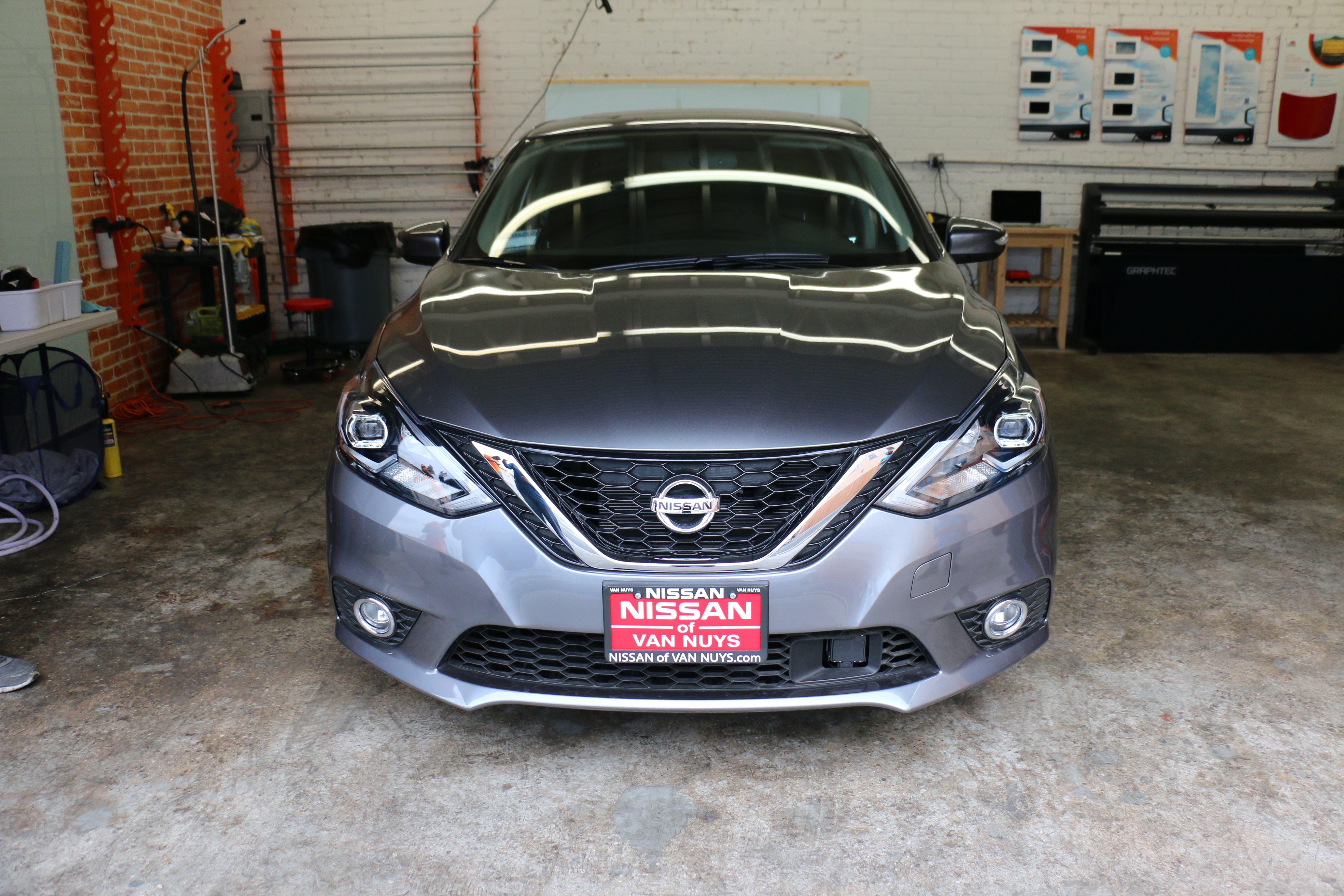 Nissan Window Tinting Window Tint Z
