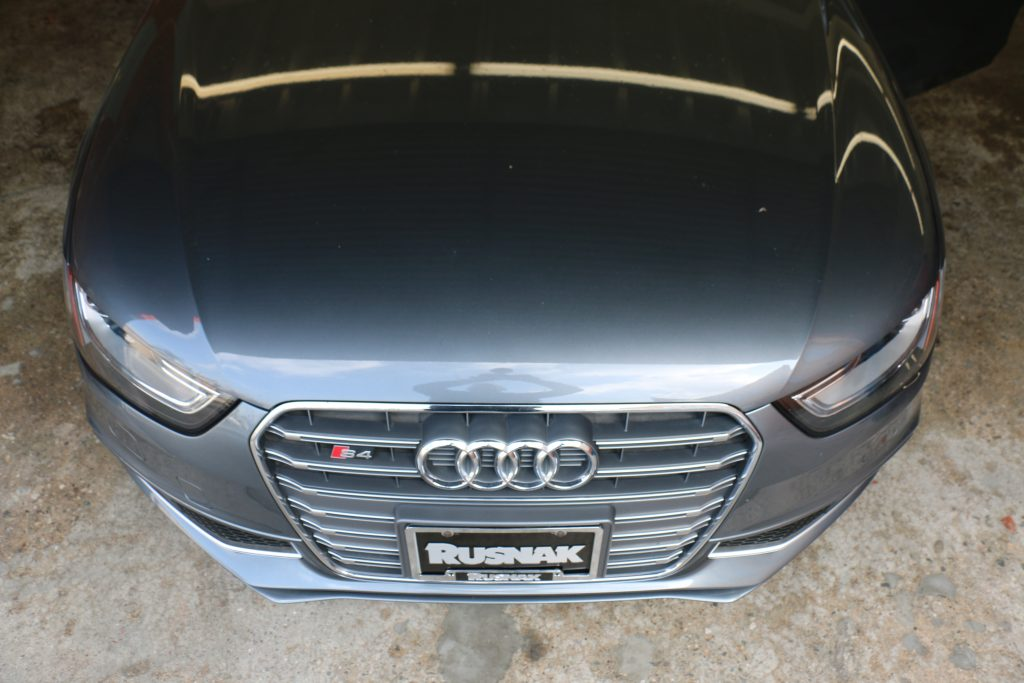 Audi S4 Window Tintz LA