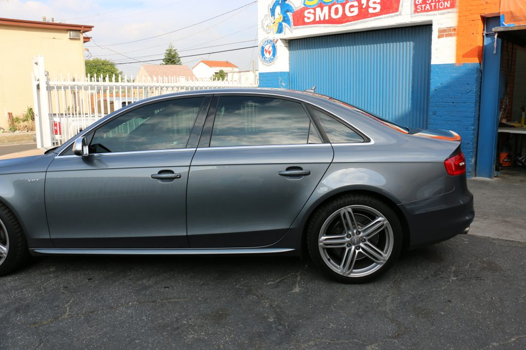 Audi S4 Window Tint LA
