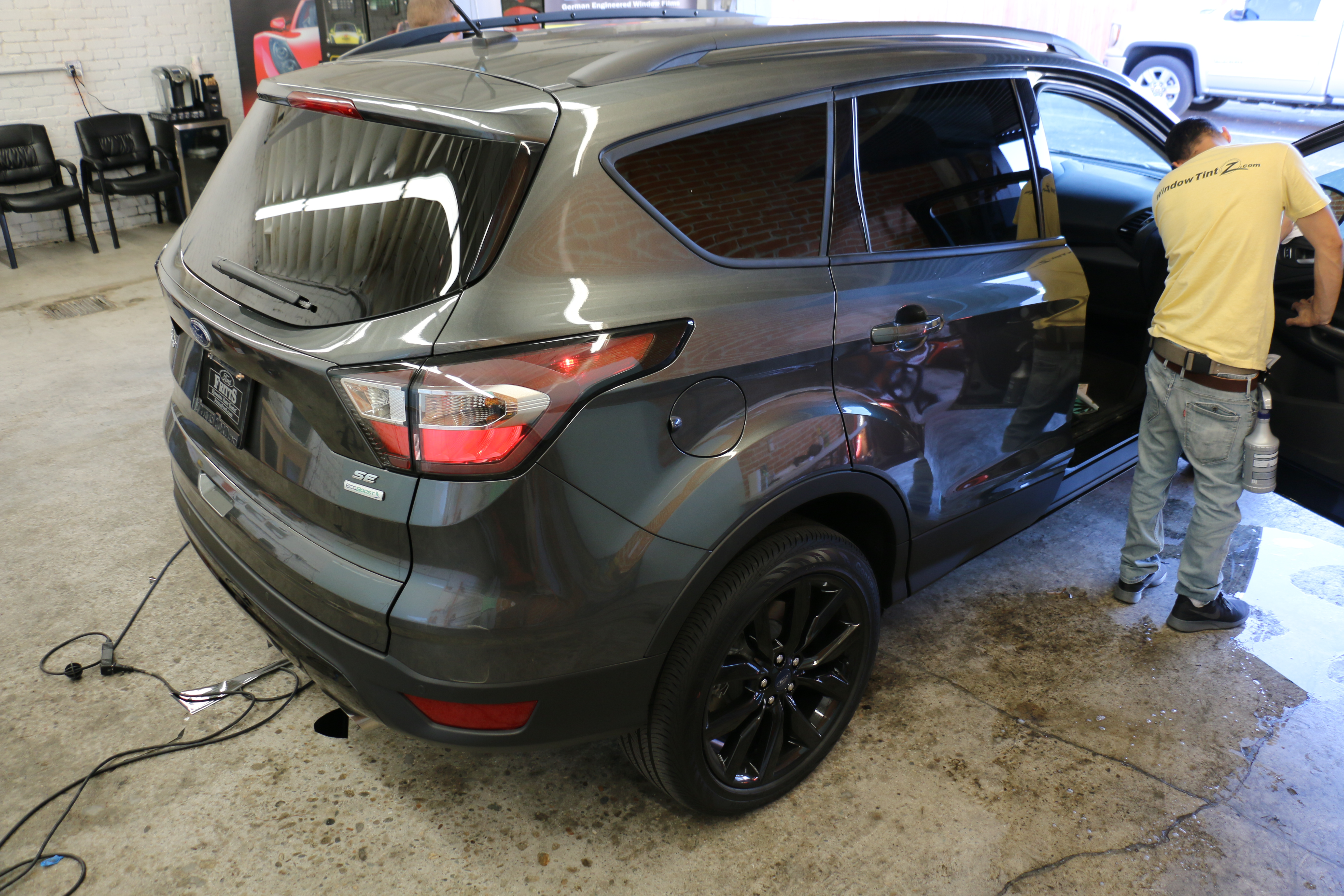 Ford Escape Window Tint La Window Tint Z