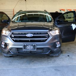 Ford Escape Window Tintz Los Angeles Window Tint Z