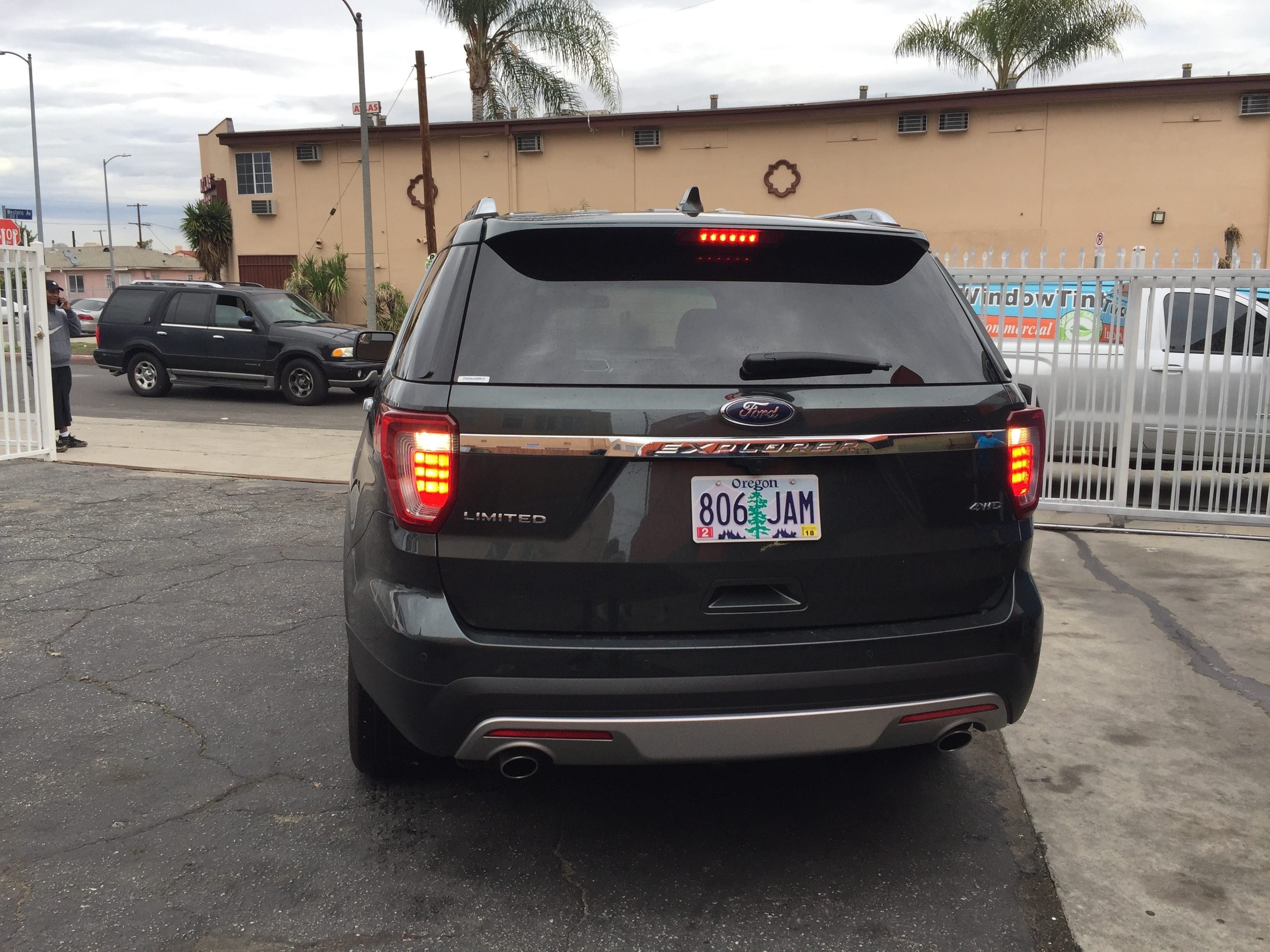Ford Window Tint Los Angeles Window Tint Z