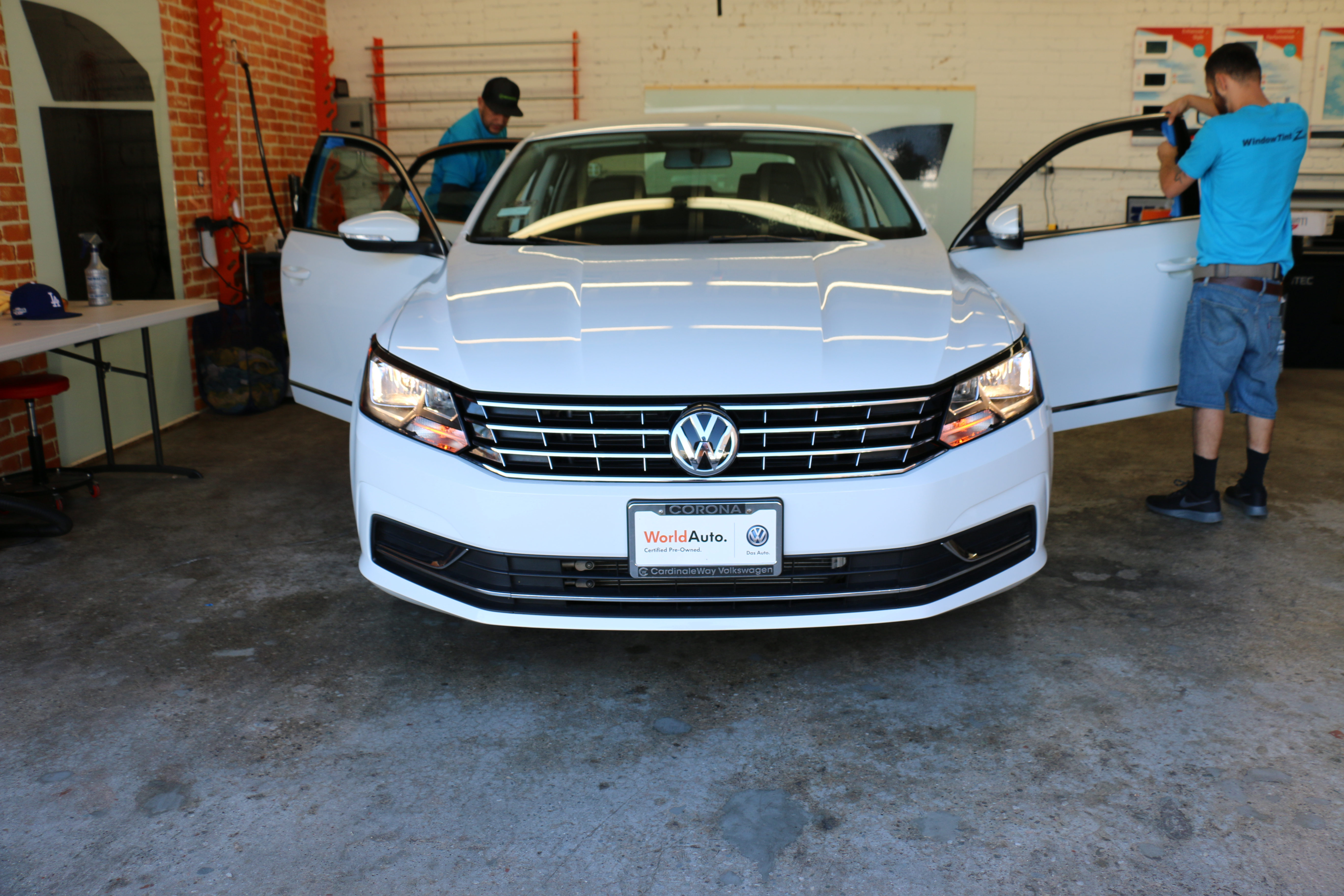 Window Tint For Volkswagen Passat Window Tint Z
