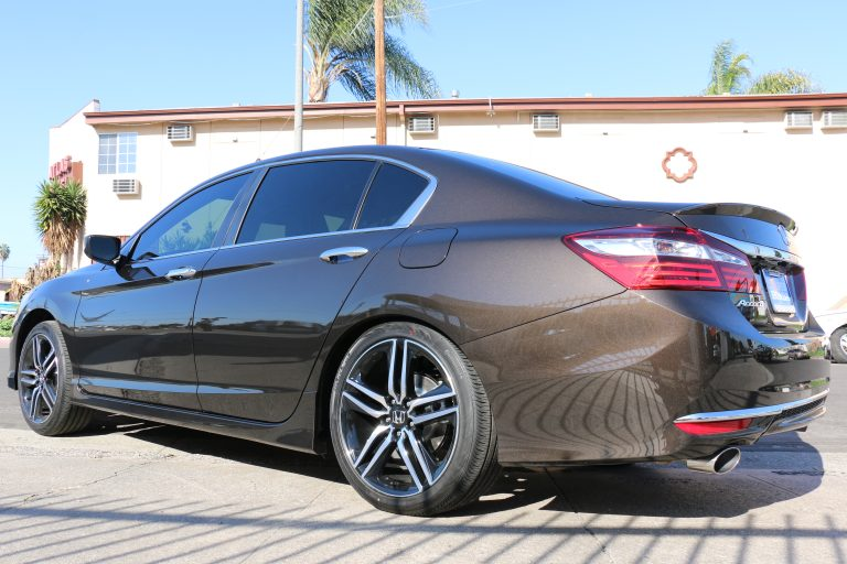 Window Tint For Honda Accord Sport 2017 Window Tint Z