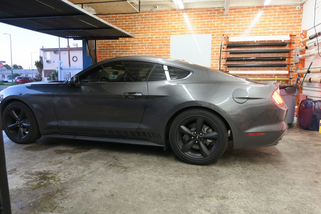 Window Tint For Ford Mustang Window Tint Z