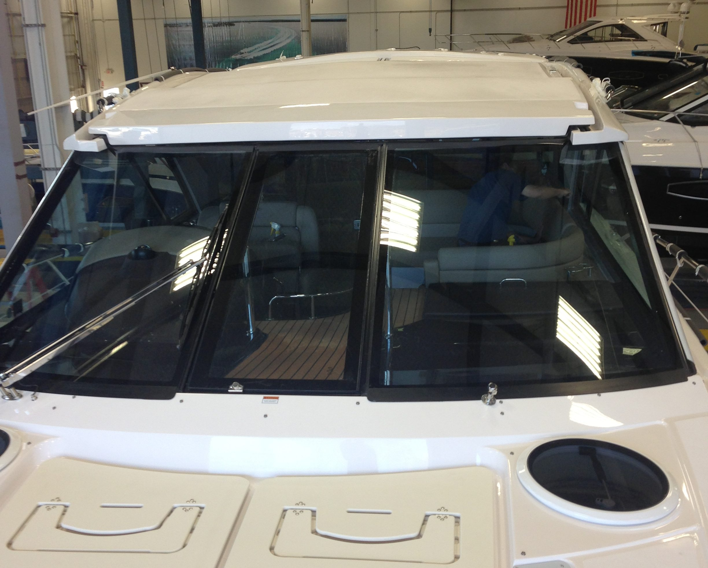 Boat Window Tinting Clearwater Florida