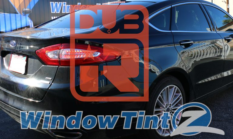 Dub Ir Window Tint Films Window Tint Z