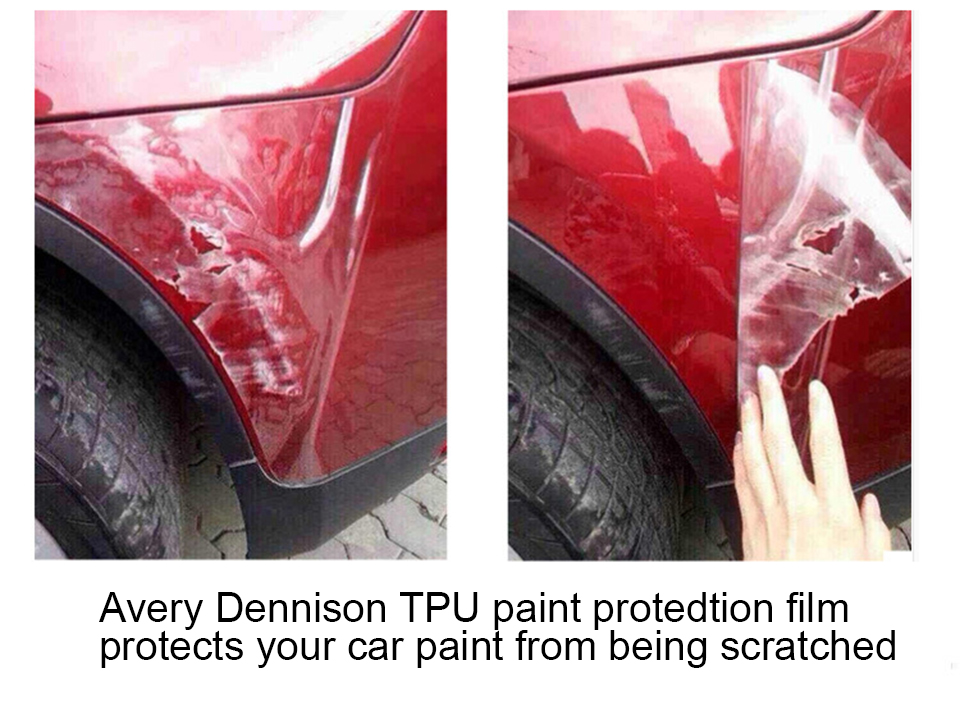 Paint protection film for los angeles streets essential for Avery paint protection film