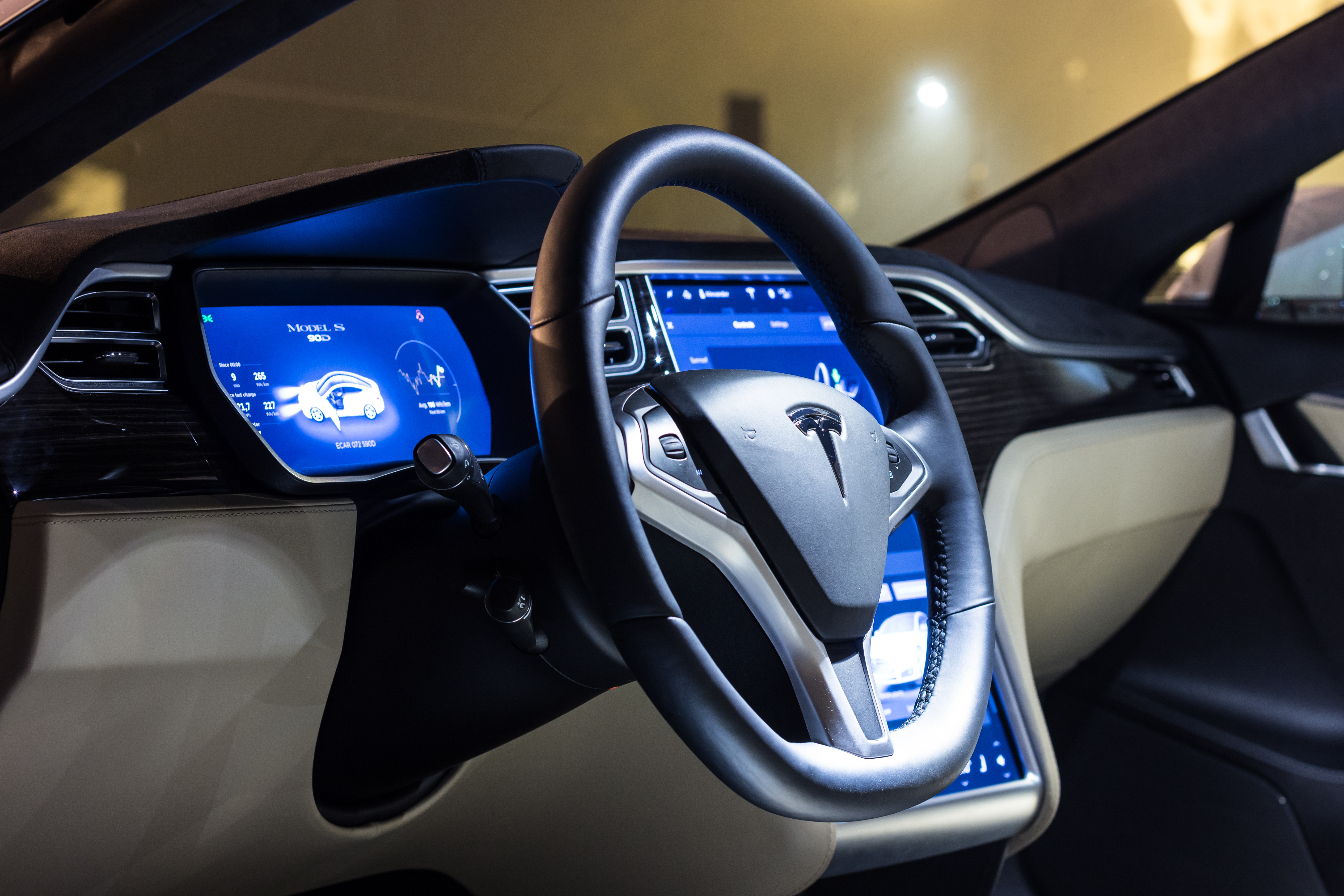 How to Protect Your Tesla\'s Interior Against Damage - Window Tint Z