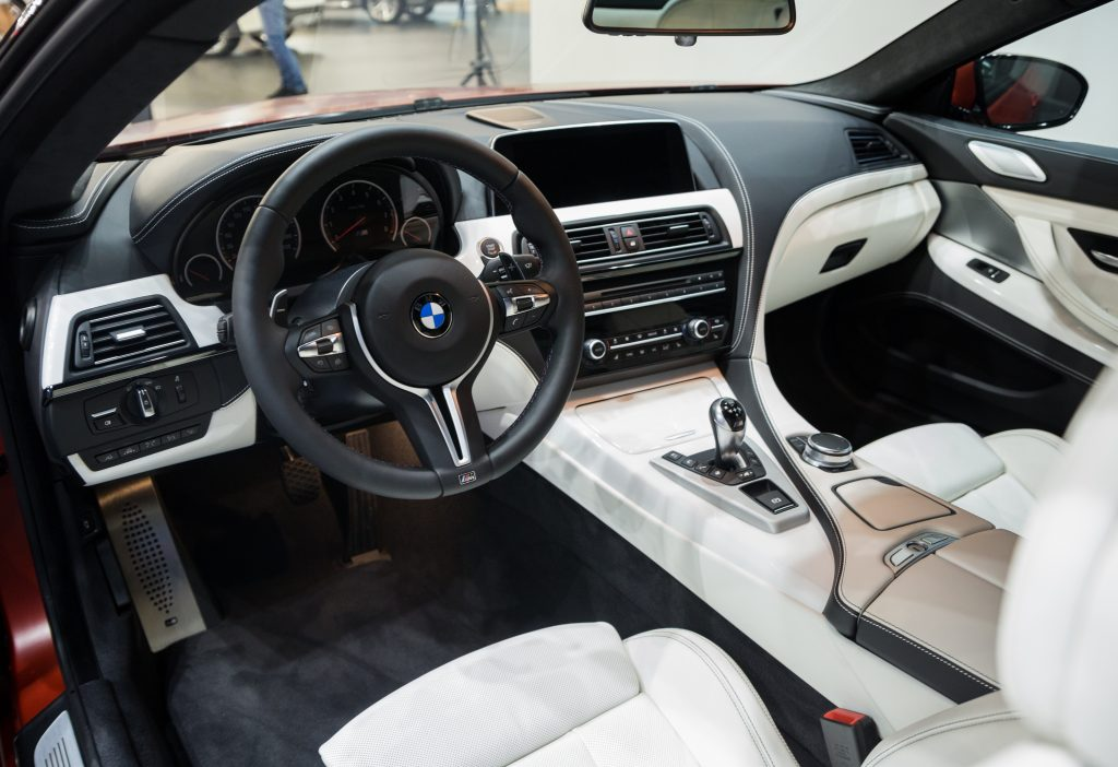 Protecting A Bmw Interior Against Damage Window Tint Z