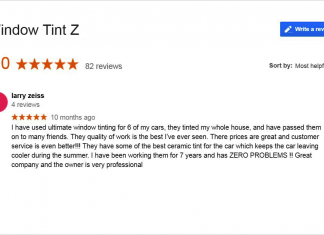 Best Ceramic Tint for the Car