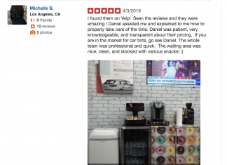 Car Window Tint Review