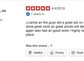 Window Tint Review Truck