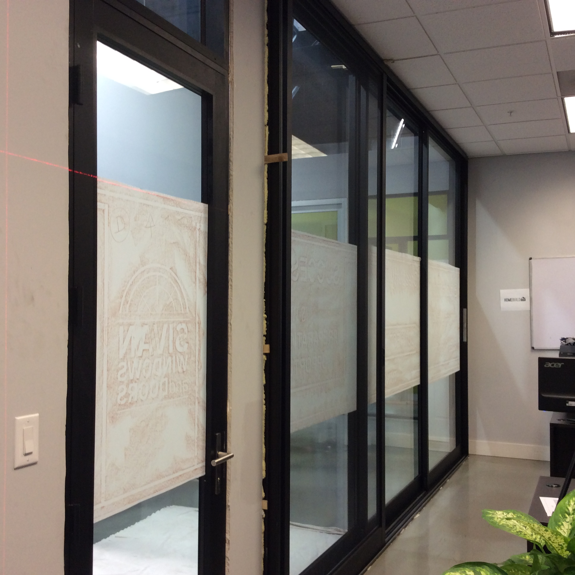 Installation Process of Custom Graphics for Office Windows