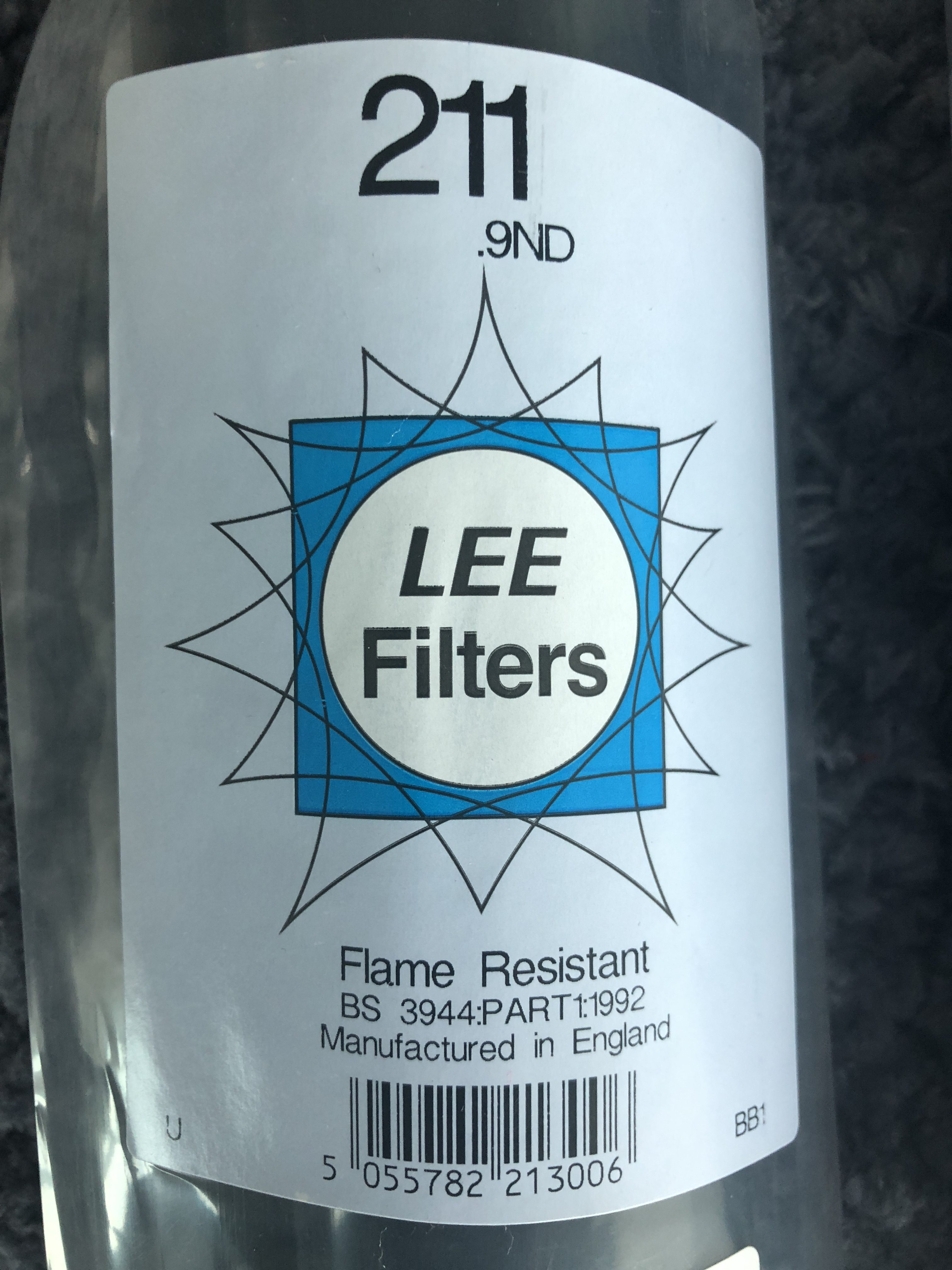 LEE ND Filters Window Gel Kit
