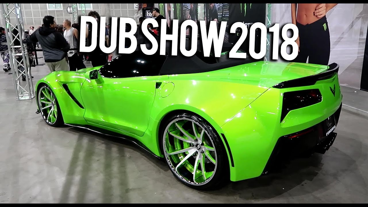 Dub Show Los Angeles 2018 Window Tint Z