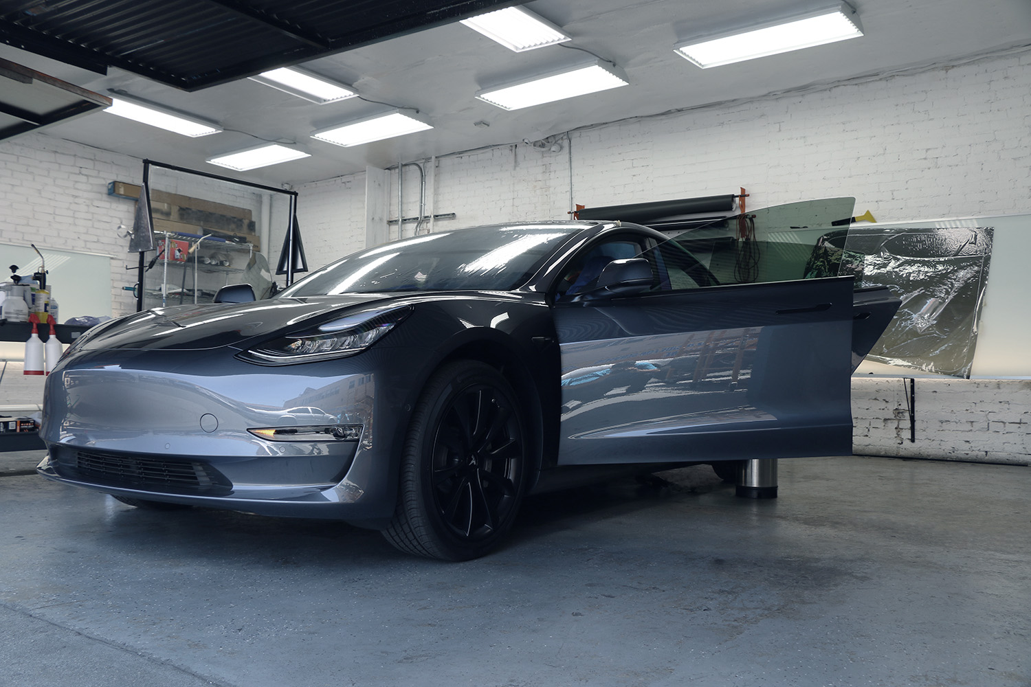 Model 3 Ceramic Tint Los Angeles