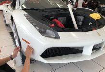 Clear Bra Paint Protection in Orlando