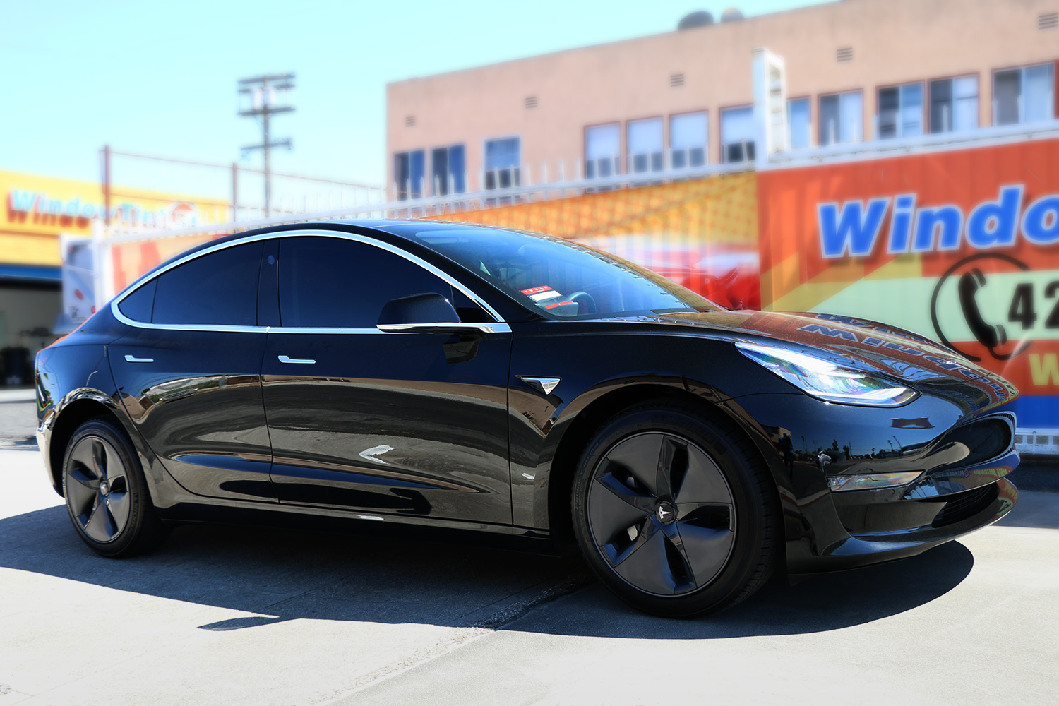 Model 3 Window Tint Window Tint Z