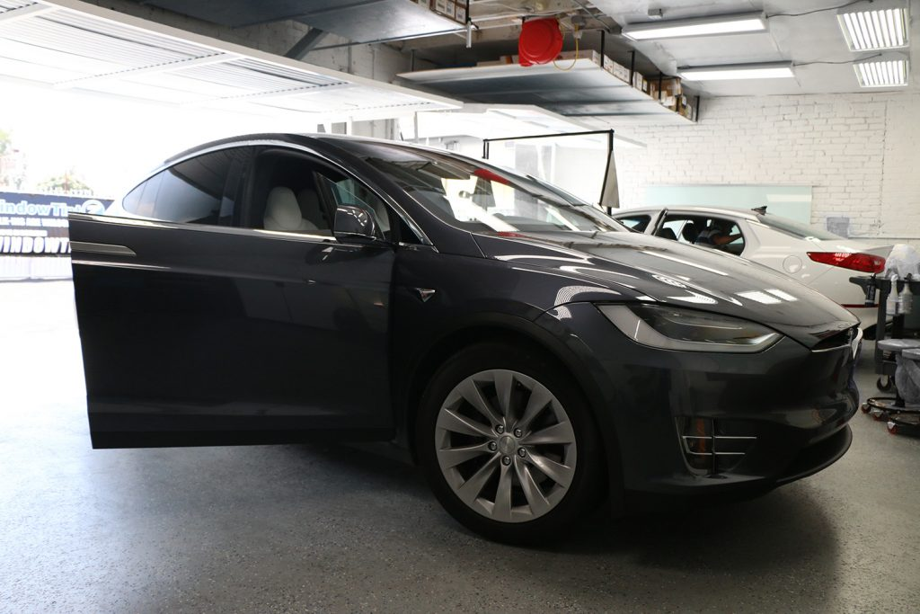 Ceramic Tint Tesla Model X