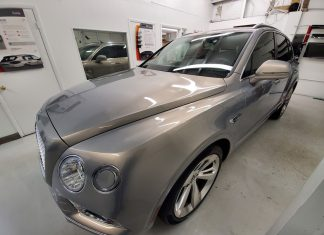 2019-Bentley-Bentayga-Window-Tint-Orlando-Longwood