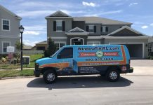 Window Tint FL Van Home Tinting Mobile