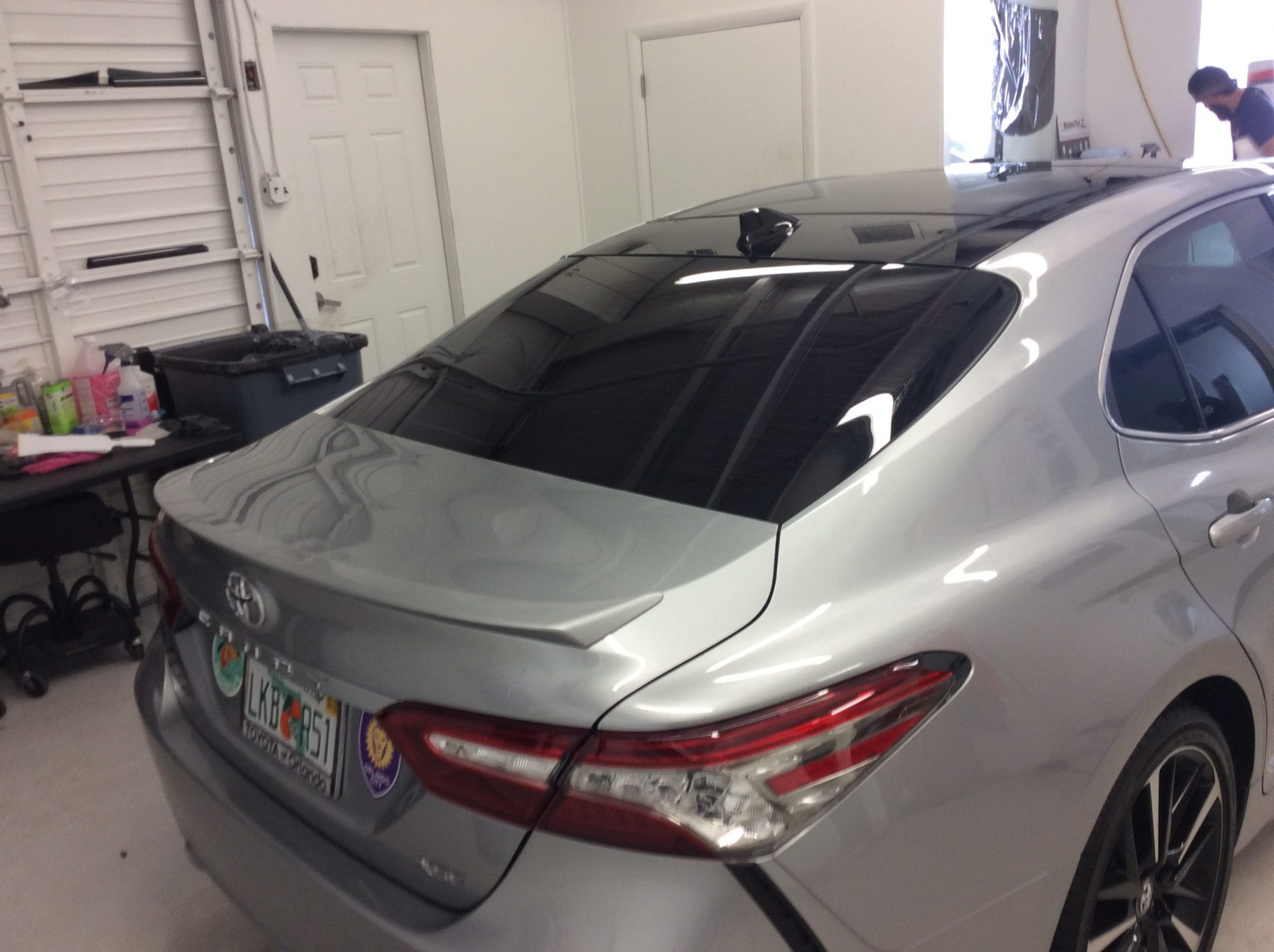 window tint car