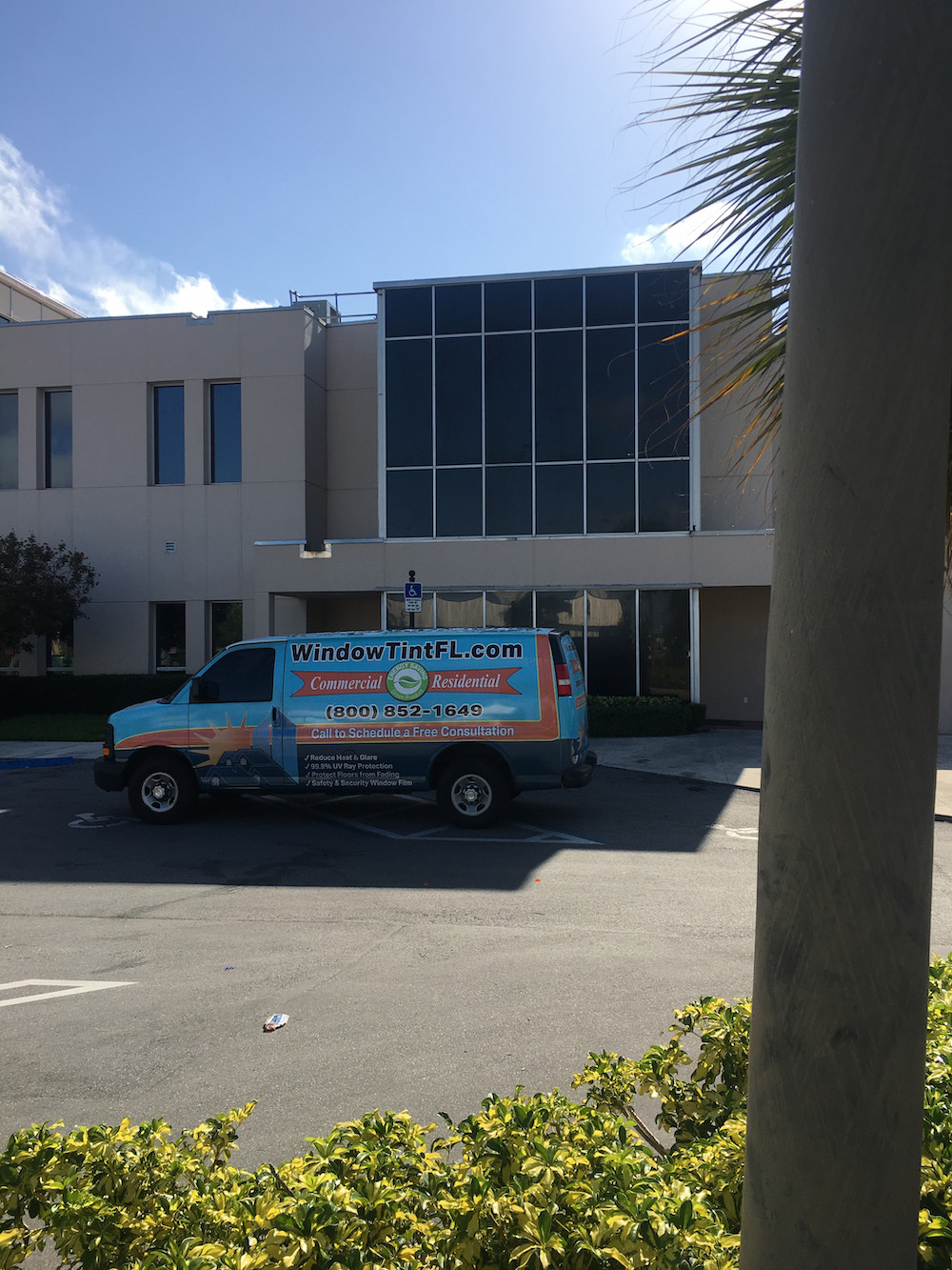 commercial window tinting near me