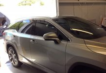 Orlando car window tint