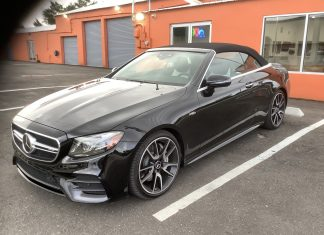 Mercedes Window Tint Orlando FL